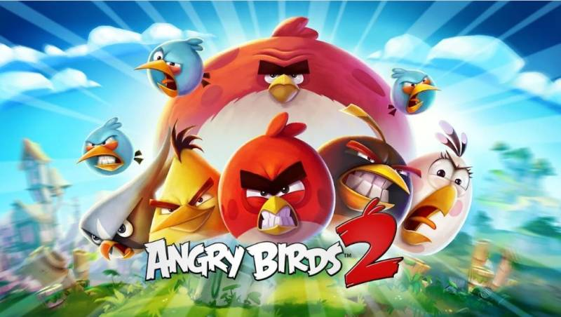 Angry Birds 2 MOD APK Download 2.56.1 (Unlimited Energy/Gems)