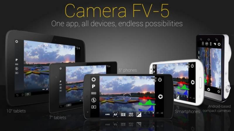Camera FV-5 APK Download v5.2.9 (Premium Unlocked)