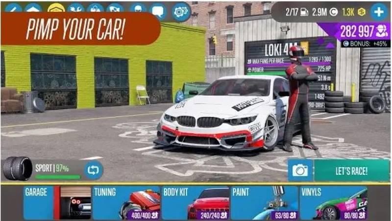 CarX Drift Racing 2 MOD APK 1.15.1 Download (Unlimited Money)