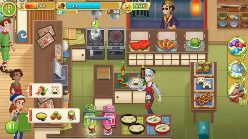 Cooking Diary MOD APK 1.41.2 Download Unlimited Money)