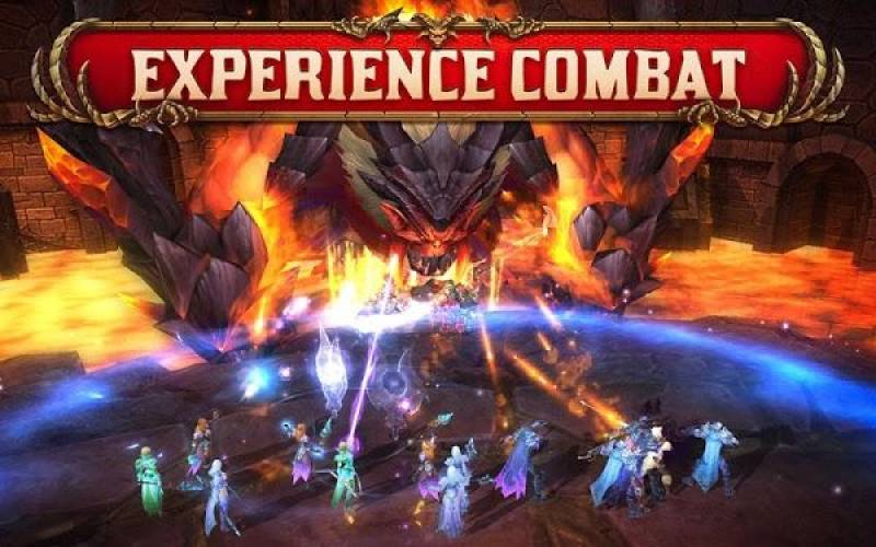 Crusaders of Light Mod APK 1.514917.538868 (Unlimited Money/One Hit)