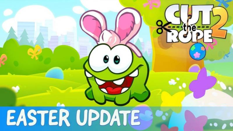 Cut the Rope 2 MOD APK 1.33.0 (Unlimited Money & Energy)