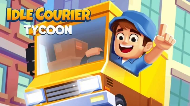 Idle Courier Tycoon MOD APK 1.13.1 (Unlimited Money & Diamonds)