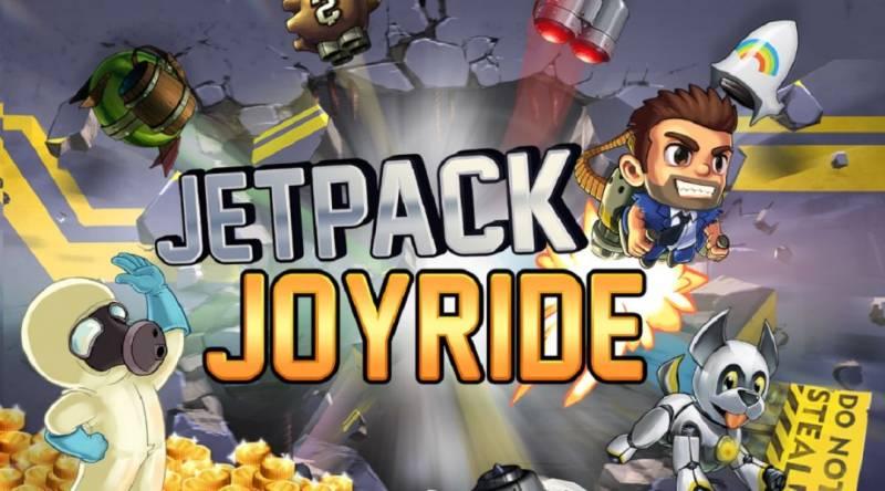 Jetpack Joyride MOD APK 1.49.2 Download (Unlimited Coins )