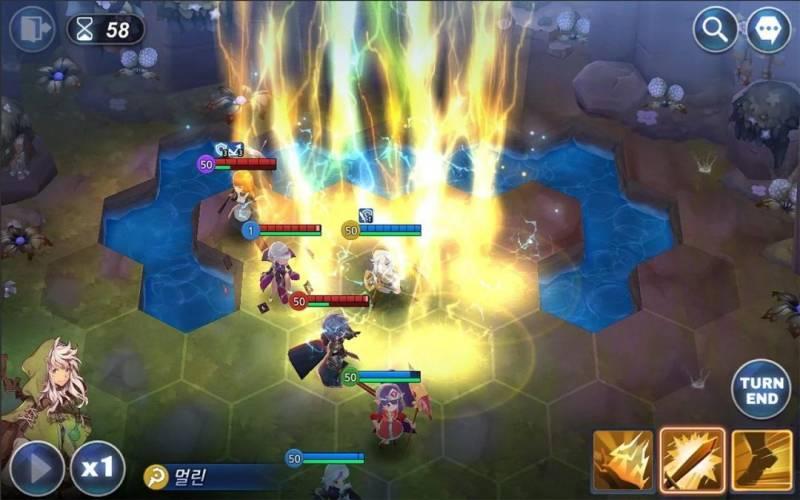 Kingdom of Hero: Tactics War MOD APK 2.10.000 (One Hit Kill/God Mode)