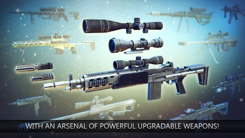 Last Hope Sniper MOD APK 3.3 Download (Unlimited Money)