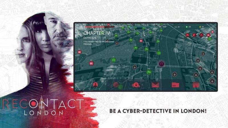 Recontact London MOD APK 1.2.3.42 Download (Unlimited Money)