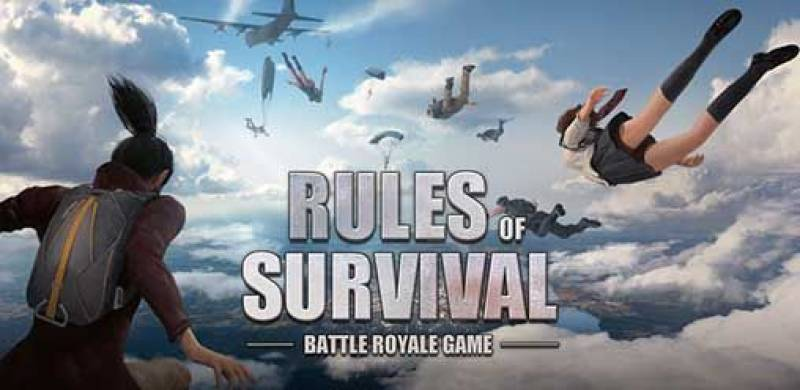 Rules of Survival MOD APK 1.610539.578478 Full Version For Andriod
