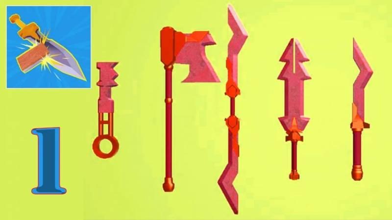 Sharpen Blade MOD APK 1.25.0 Download (Unlimited Money)