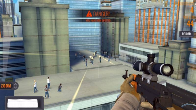 Sniper 3D MOD APK 3.38.1 (Unlimited Money & Ammo)