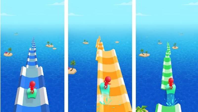 Water Race 3D MOD APK 1.7.9 Download (Unlimited Gems & Unlocked All)