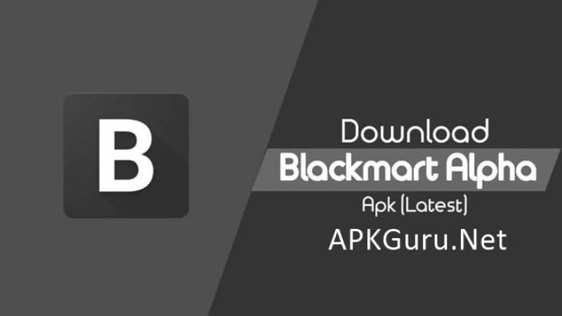 Blackmart APK v2.1 Latest Version Free Download