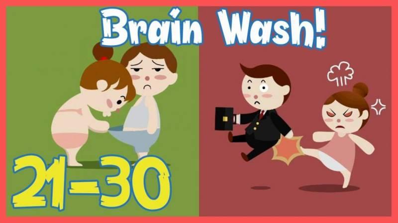 Brain Wash MOD APK 1.32.0 (No-Ads, Unlimited Money & Hints)