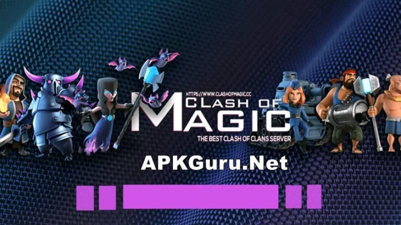 Clash of Magic Mod APK v14.93 Download (Unlimited Troops)