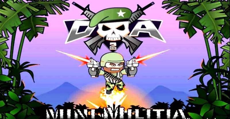 Doodle Army 2: Mini Militia Mod APK 5.3.7 Download (MOD, Unlocked)