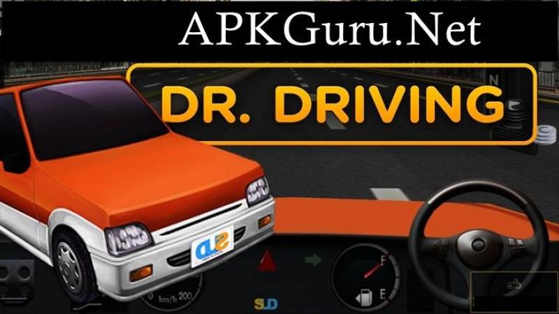 Dr Driving Mod APK v1.64 Unlimited Gold Coins and Money