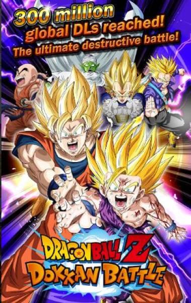 Dragon Ball Z Dokkan Battle MOD APK 4.19.1 (God MOD & One Hit)