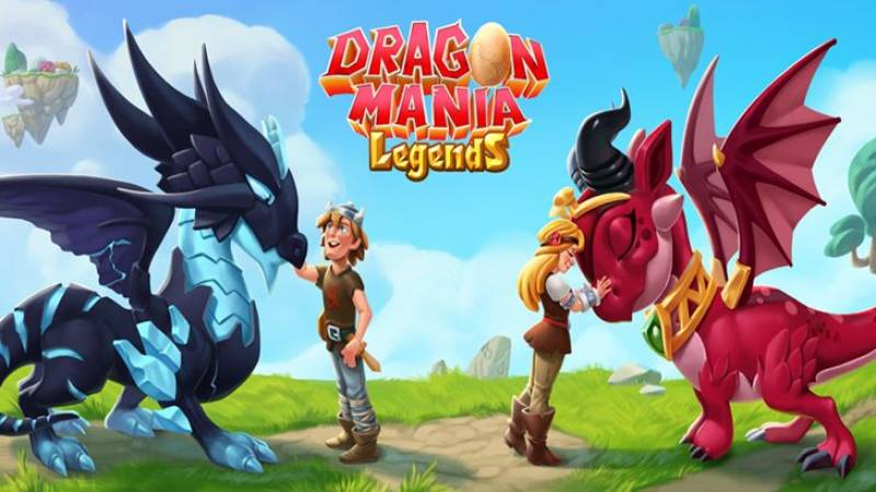 Dragon Mania Legends v6.3.1c (MOD, Unlimited Coins/Gems)