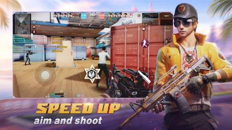 Elite Strike MOD APK 0.320 (Unlimited Money & Ammo)