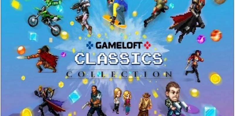 Gameloft Classics: 20 Years MOD APK 1.2.5 Download (Unlimited Coins)