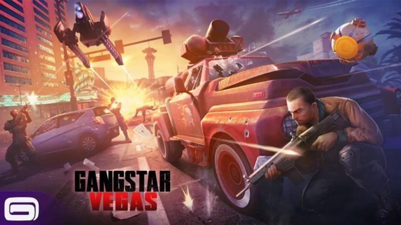 Gangstar Vegas MOD APK 5.3.0o (Unlimited Money & VIP)