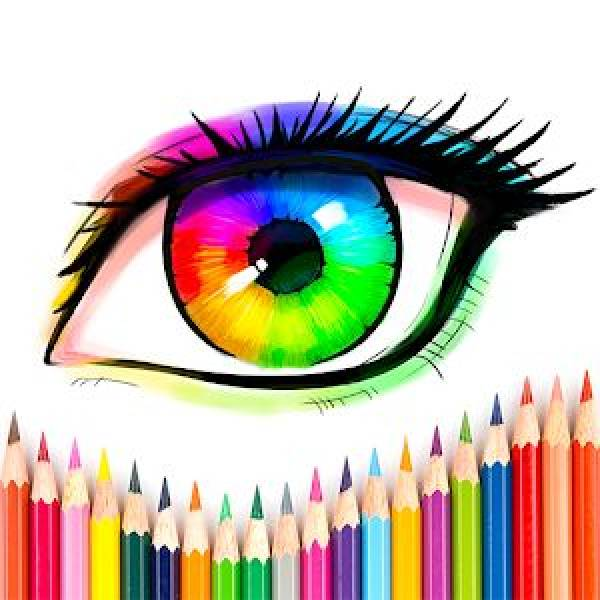 InColor - Coloring Book for Adults MOD APK V4.2.3 (Paid Features Unlocked)