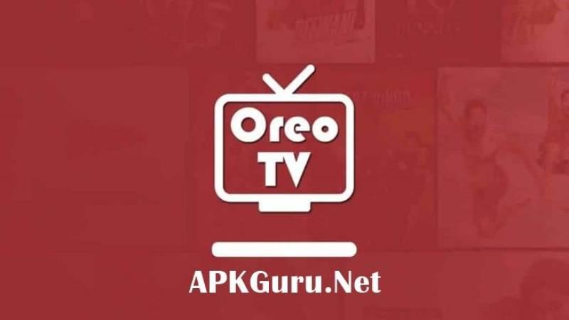 Oreo TV For PC Download On Windows 7,8,10,11 - APK Guru
