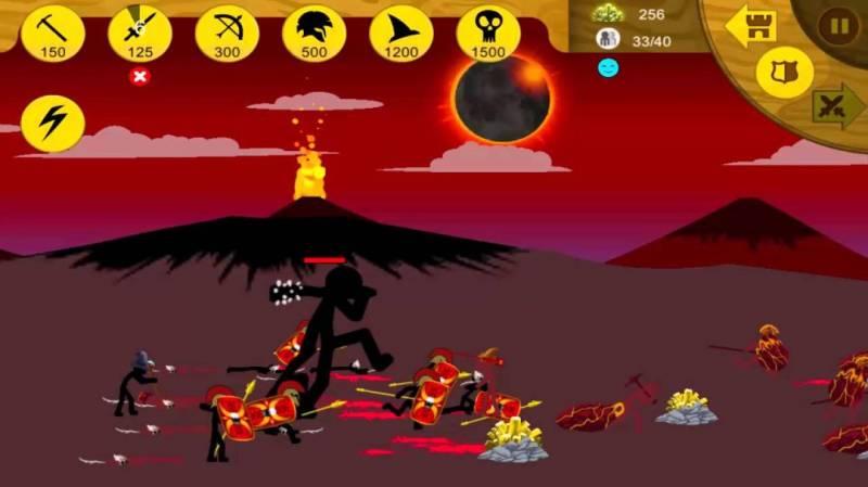 Stick War: Legacy MOD APK 2021.1.34 (Unlimited Gems)