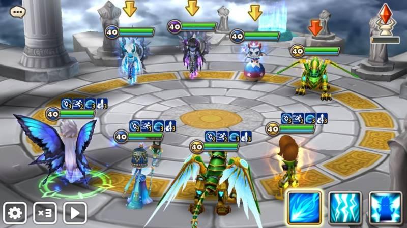 Summoner's War: Sky Arena MOD APK 6.3.9 (Unlimited Crystals)