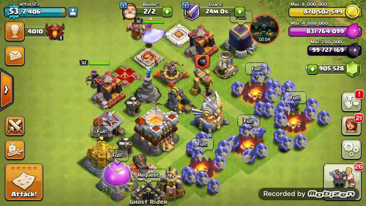 Clash of Lights Mod APK 13.0.87 Latest Updated [Unlimited Gems]