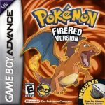 Pokemon Fire Red ROM - (V1.1)