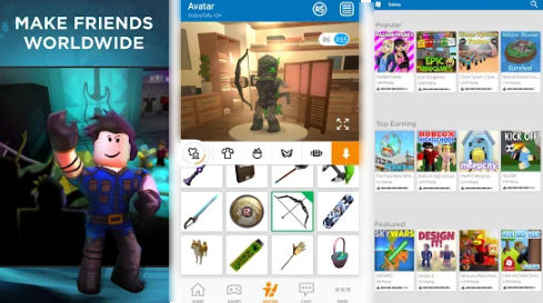 Download Roblox Mod Apk Unlimited Robux 2020