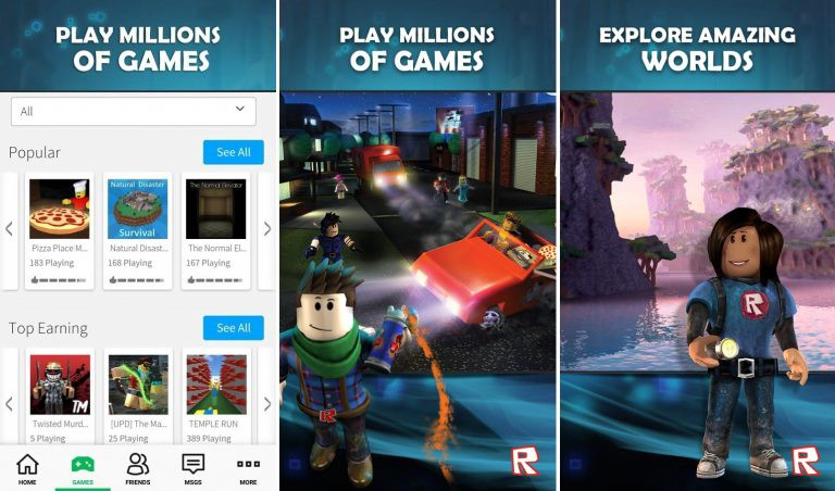 Roblox Mod Apk 2 424 Free Download Unlimited Robux