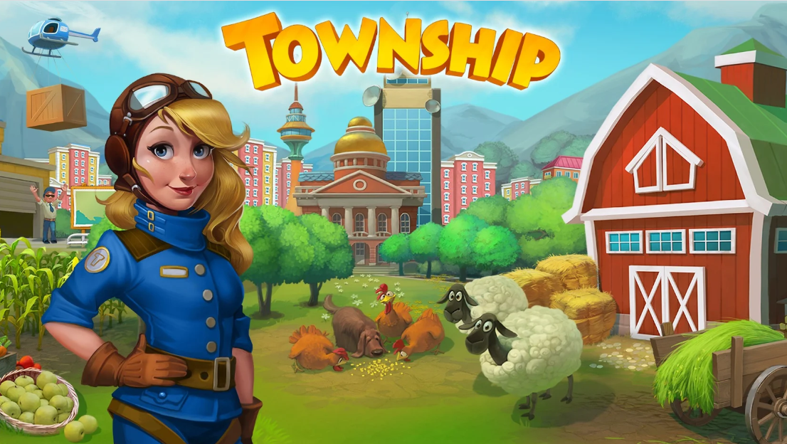Township MOD APK 8.3.0 For Android & iOS (Unlimited Money)