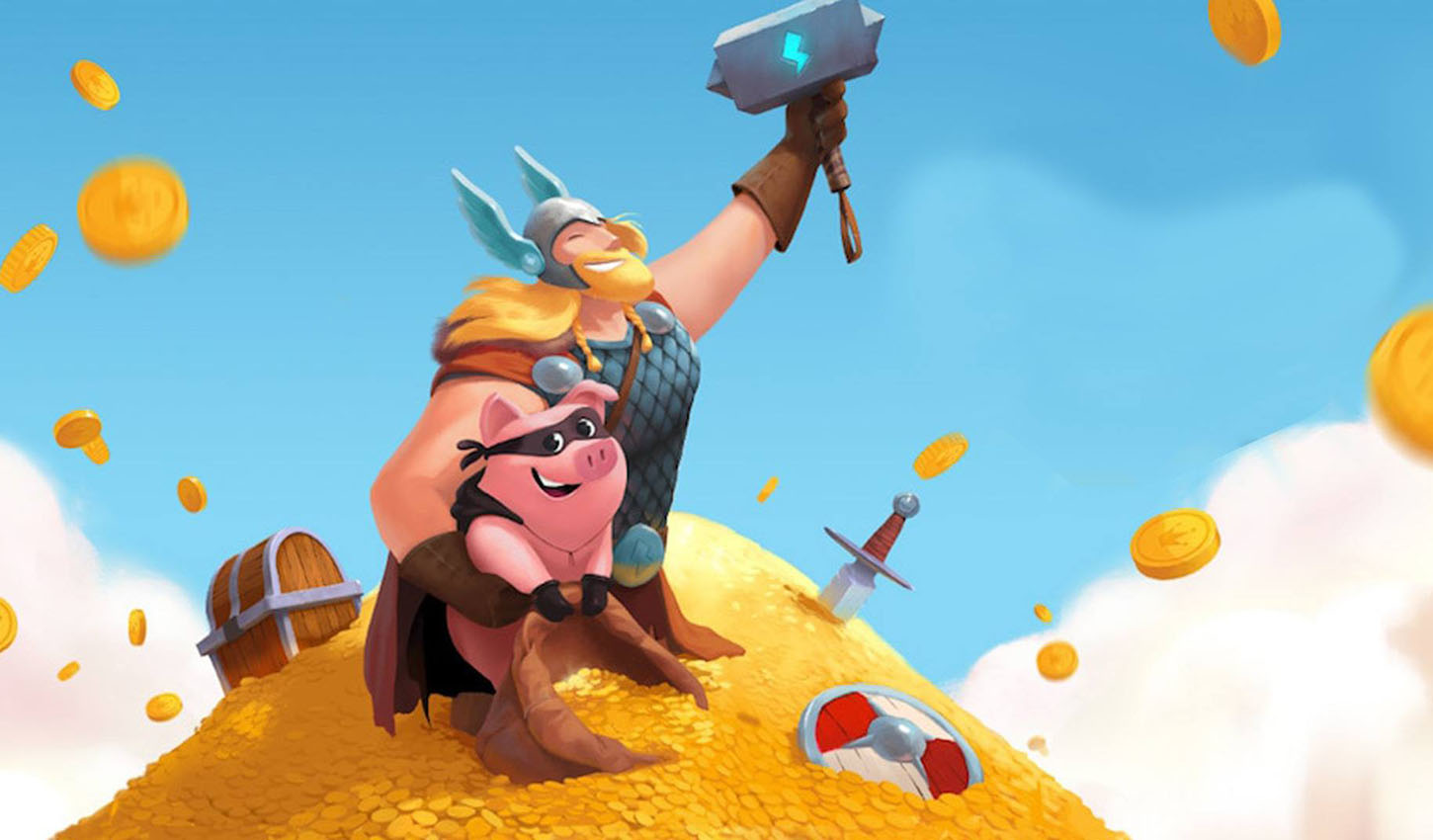 Coin Master MOD APK 3.5.340 (Unlimited Coins/Spin)