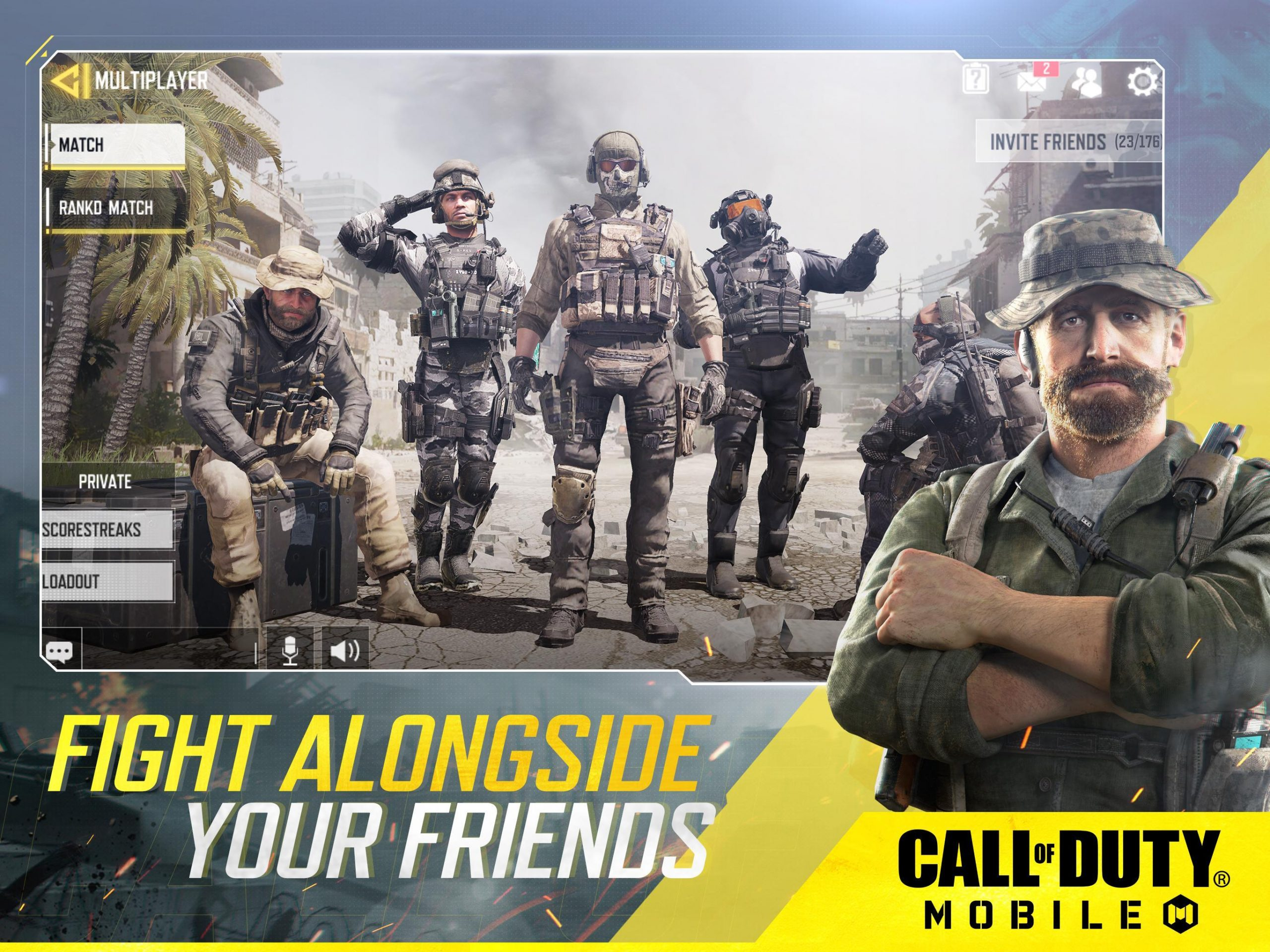 Call of Duty Mobile MOD APK v1.0.22 (Unlimited Money, Aimbot)
