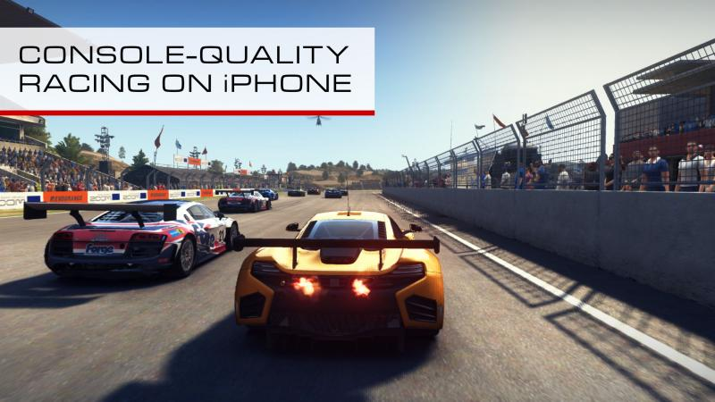 GRID Autosport MOD APK 1.7.2RC1 (Paid Version Unlocked)