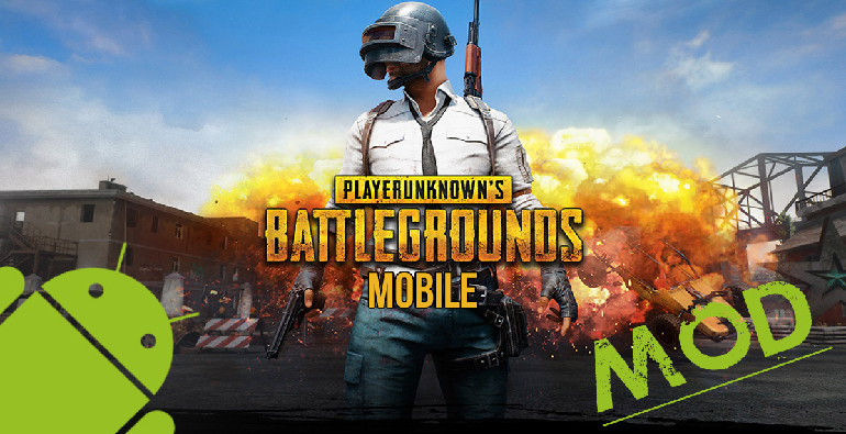 PUBG Mobile MOD APK Download 1.1.0[Unlimited Features Unlocked]
