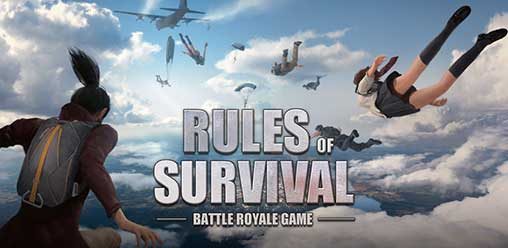 Rules of Survival MOD APK 1.610514.563303 Full Version For Andriod