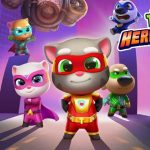 Talking Tom Hero Dash MOD APK 1.7.1.995 [Unlimited Money]