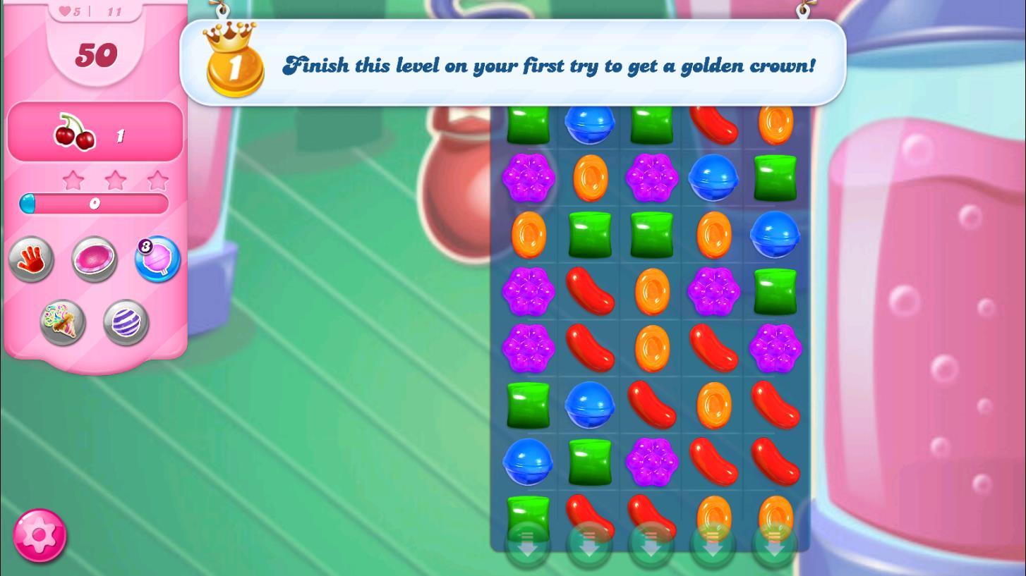 Candy Crush Saga MOD APK 1.204.0.2 Download (All Levels Unlocked)