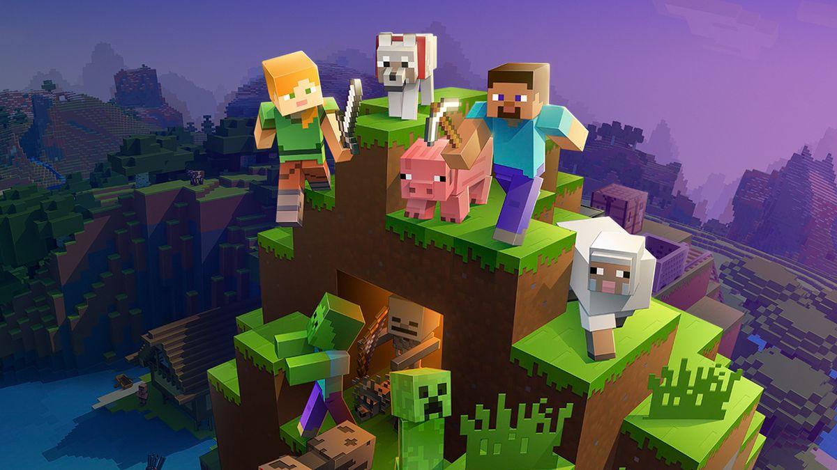 Minecraft Mod APK 1.17.10.23 (Full Premium, Pocket Edition)