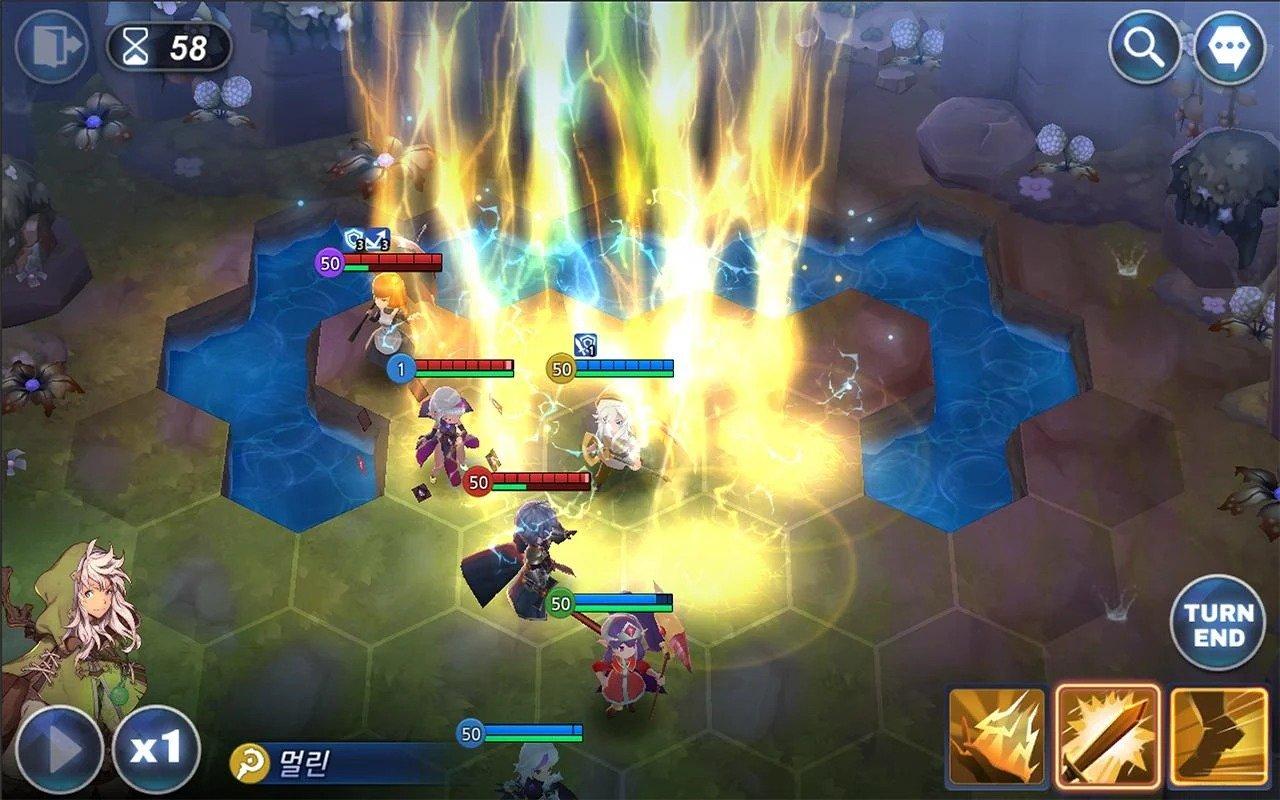 Kingdom of Hero: Tactics War MOD APK 2.08.000 (One Hit Kill/God Mode)