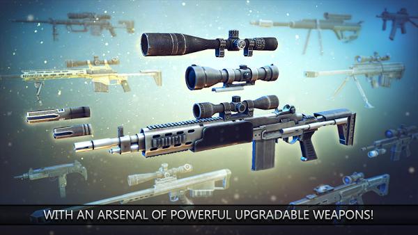 Last Hope Sniper MOD APK 3.21 (Unlimited Money)