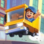 Idle Courier Tycoon MOD APK 1.1.0 [Unlimited Money & Diamonds]