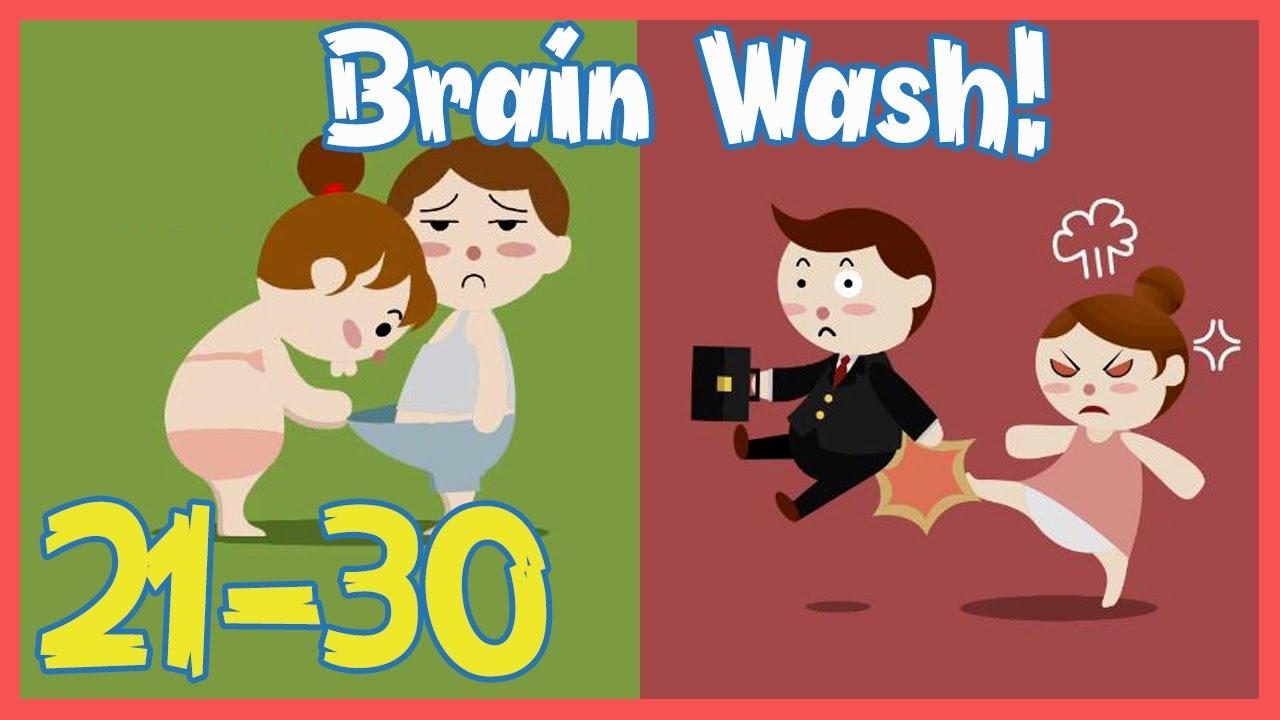 Brain Wash MOD APK 1.27.0 (No-Ads, Unlimited Money & Hints)