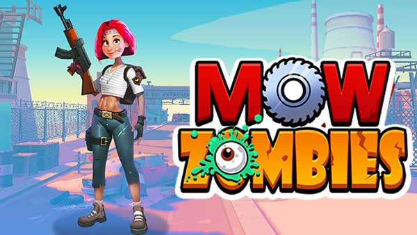 Mow Zombies MOD APK 1.6.23 (Unlimited Money/Energy)