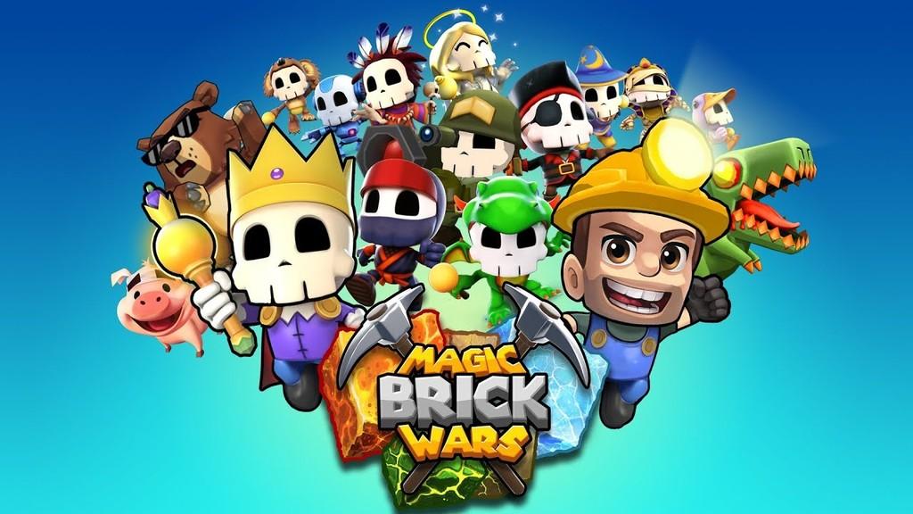 Magic Brick Wars MOD APK 1.0.79 [Unlimited Money]