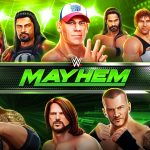 WWE Mayhem MOD APK 1.38.126 [Unlimited Money]
