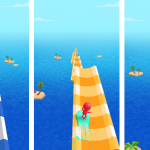 Water Race 3D MOD APK 1.6.1 [Unlimited Gems & Unlocked All]